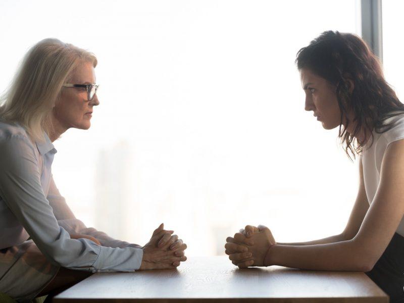 Conflicthantering & mentale weerbaarheid